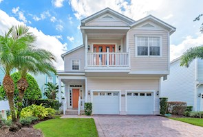 Magnificent Reunion Resort Villas Luxury Vacation Rentals In Orlando Home Interior And Landscaping Dextoversignezvosmurscom
