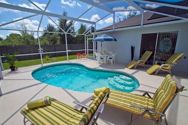 Kissimmee Villas To Rent Near Disney World In Orlando Florida