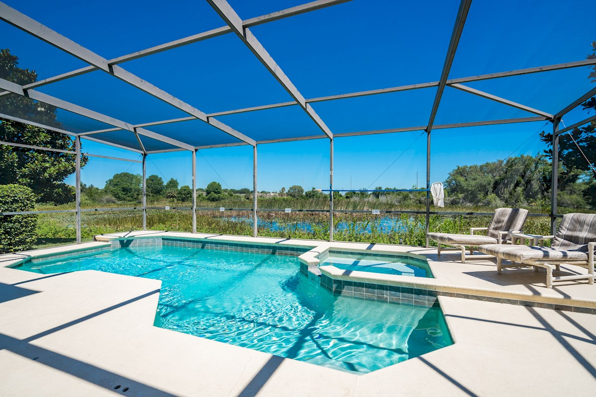 Pool / Spa Deck | The Shire at West Haven
