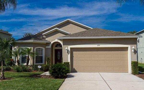 The Shire at West Haven 4 Bedroom 3 Bathrooms Florida Villa