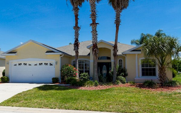 Bridgewater Crossing 4 Bedroom 3 Bath Florida Villa